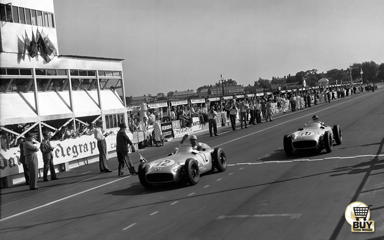 The 1955 British Grand Prix