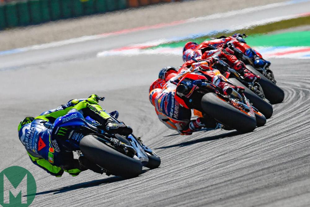 MotoGP Assen: thrilling… scary… boring?
