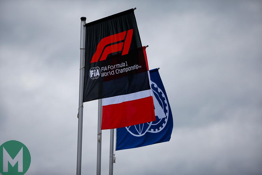2019 F1 calendar announced