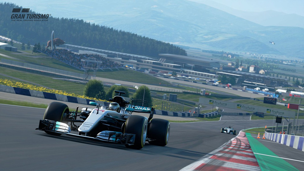 Gran Turismo Sport adds Red Bull Ring