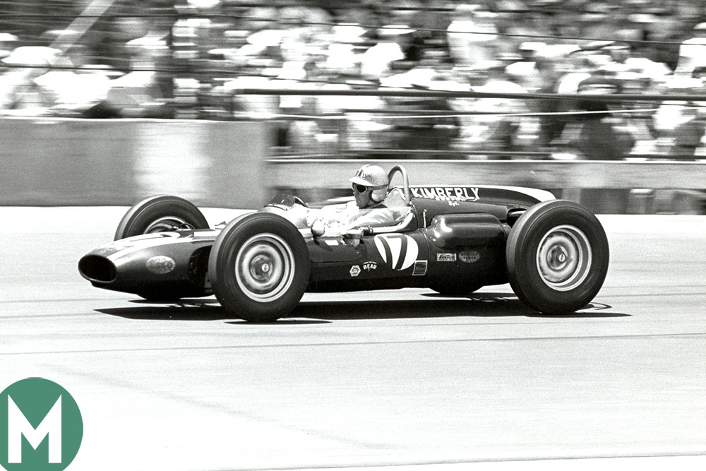 The rear-engined revolution of IndyCar