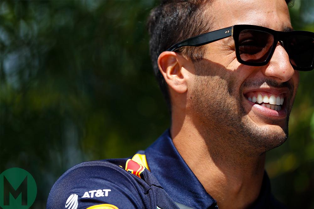 Ricciardo nears Red Bull deal amid 'limited options'