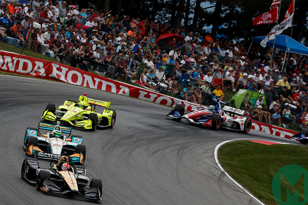 Transatlantic review: IndyCar takes a leaf out of F1's book