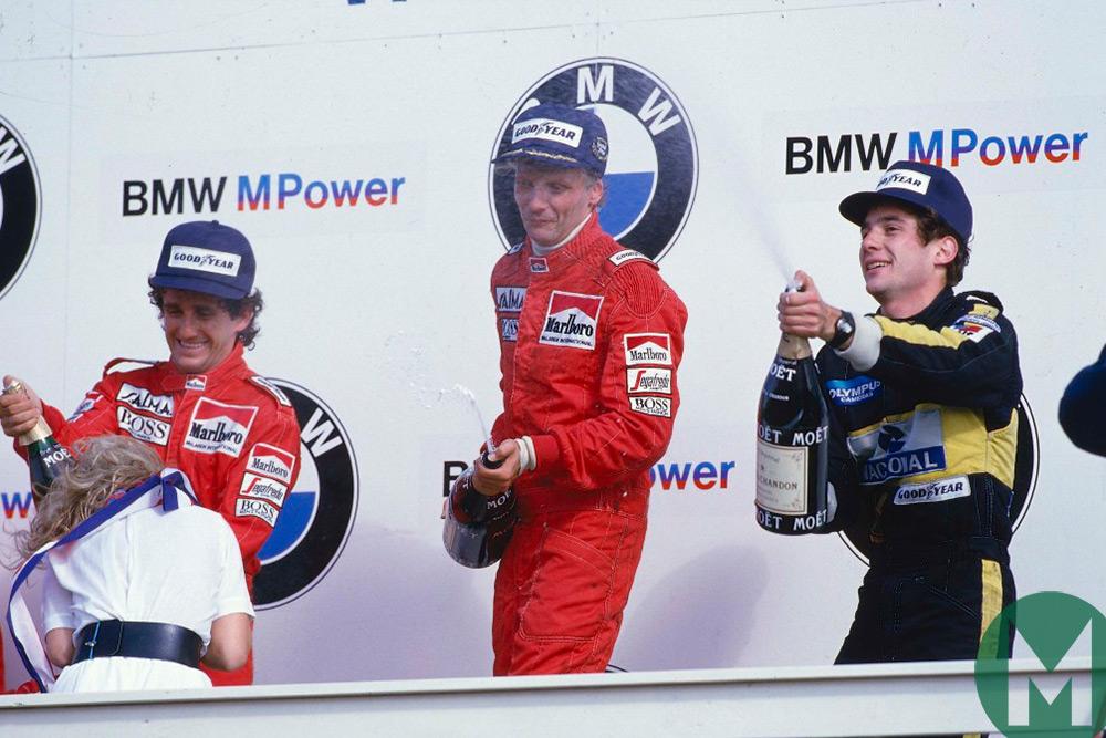 Defiance and drama: Dutch Grands Prix