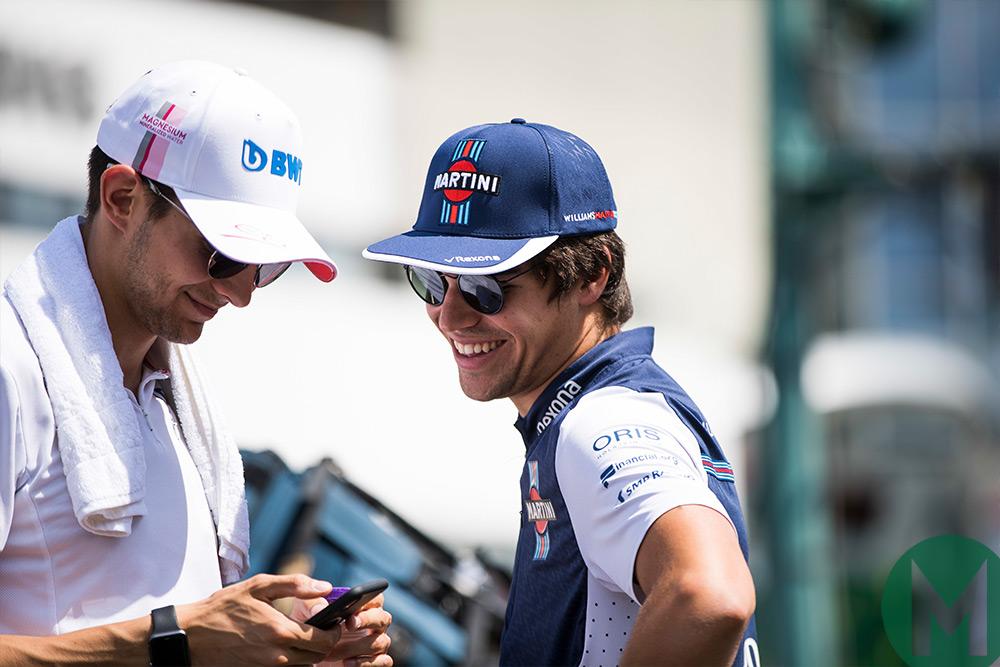 MPH: 2019 F1 driver market jigsaw falling into place