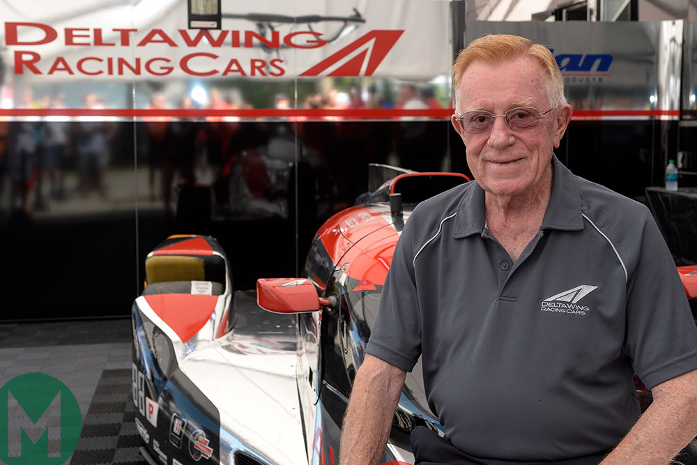 Transatlantic review: Don Panoz, 1935-2018
