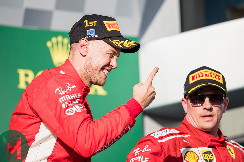 Andrew Frankel: If Kimi stays at Ferrari, it should be as a clear number two
