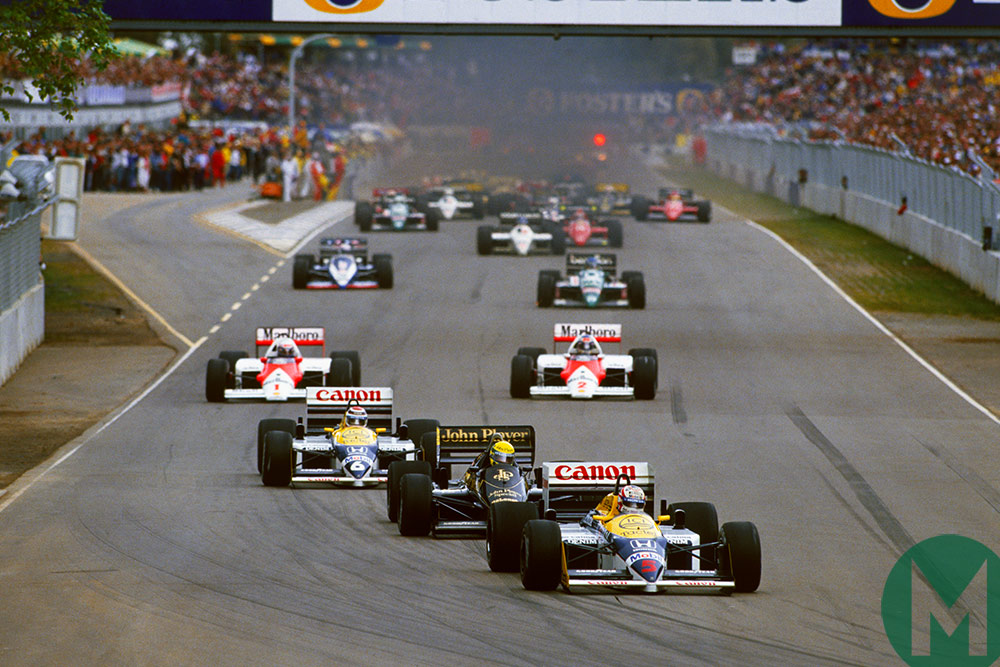 On this day in motor sport: October 26-November 2