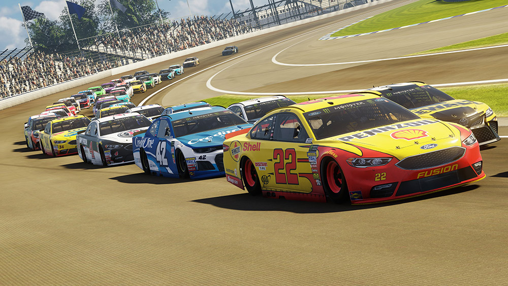 NASCAR Heat 3 review
