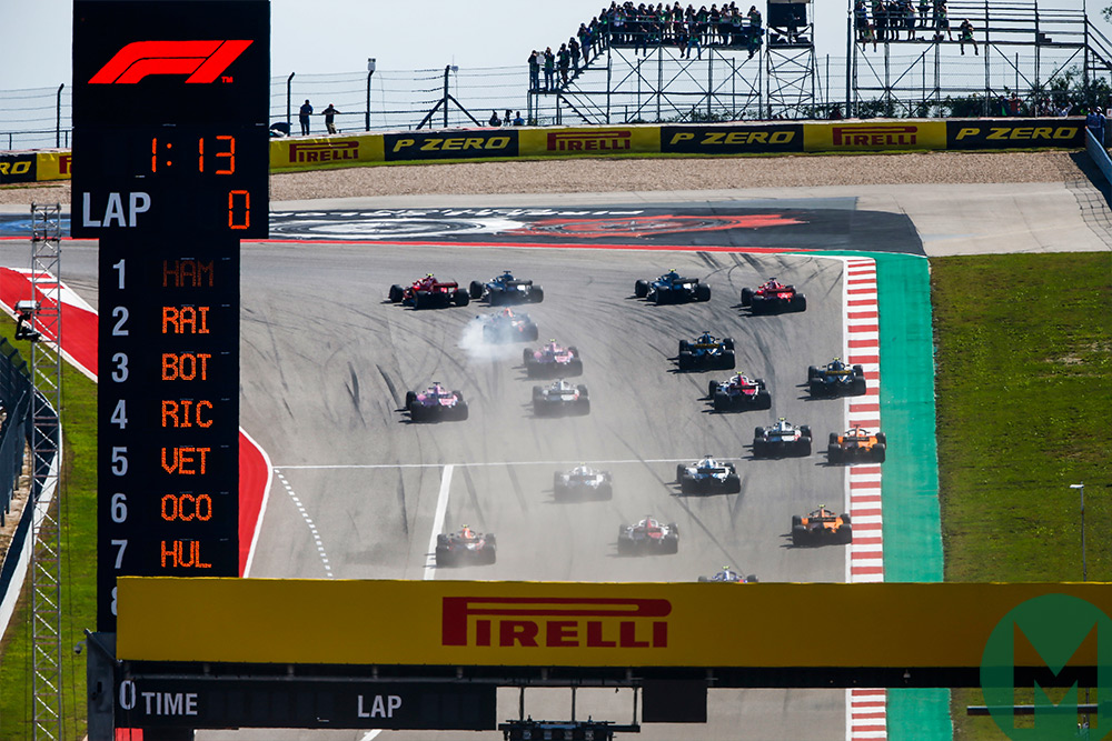 2018 United States Grand Prix report