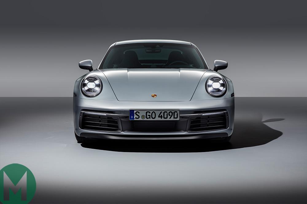 Porsche 992: The all-new 911