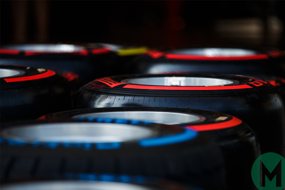 F1 extends Pirelli tyre deal