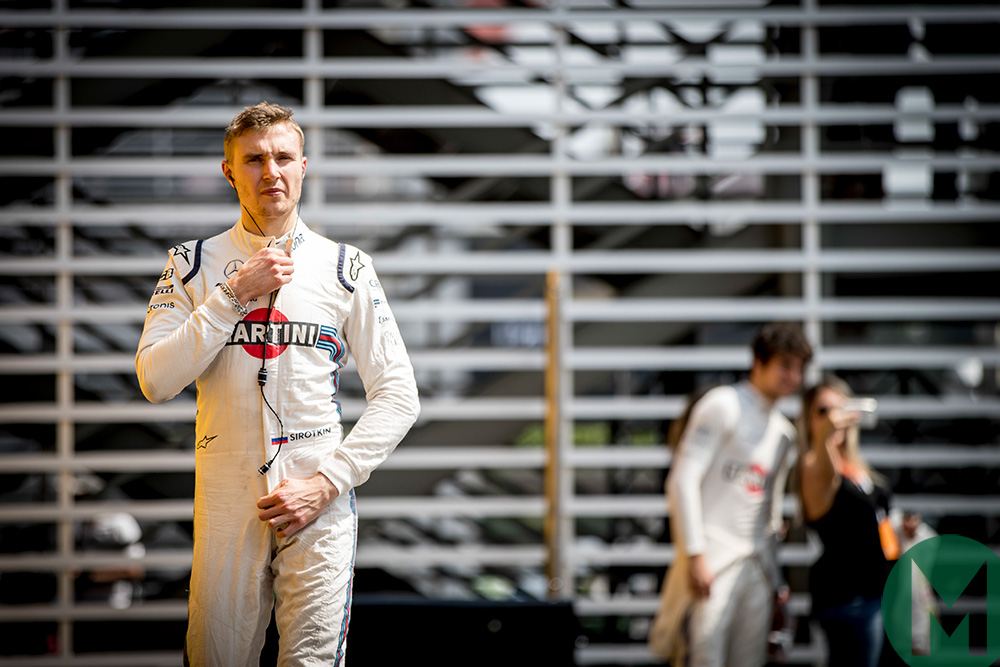 """MPH: """"To label Sirotkin a pay driver is grossly misleading"""""""