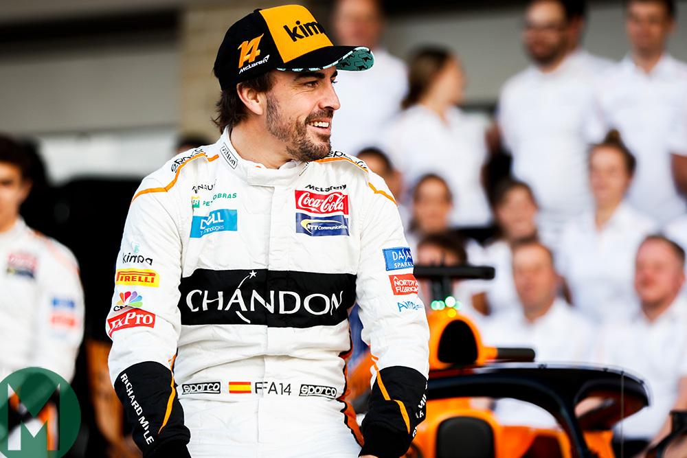 Alonso: 'I regret nothing'