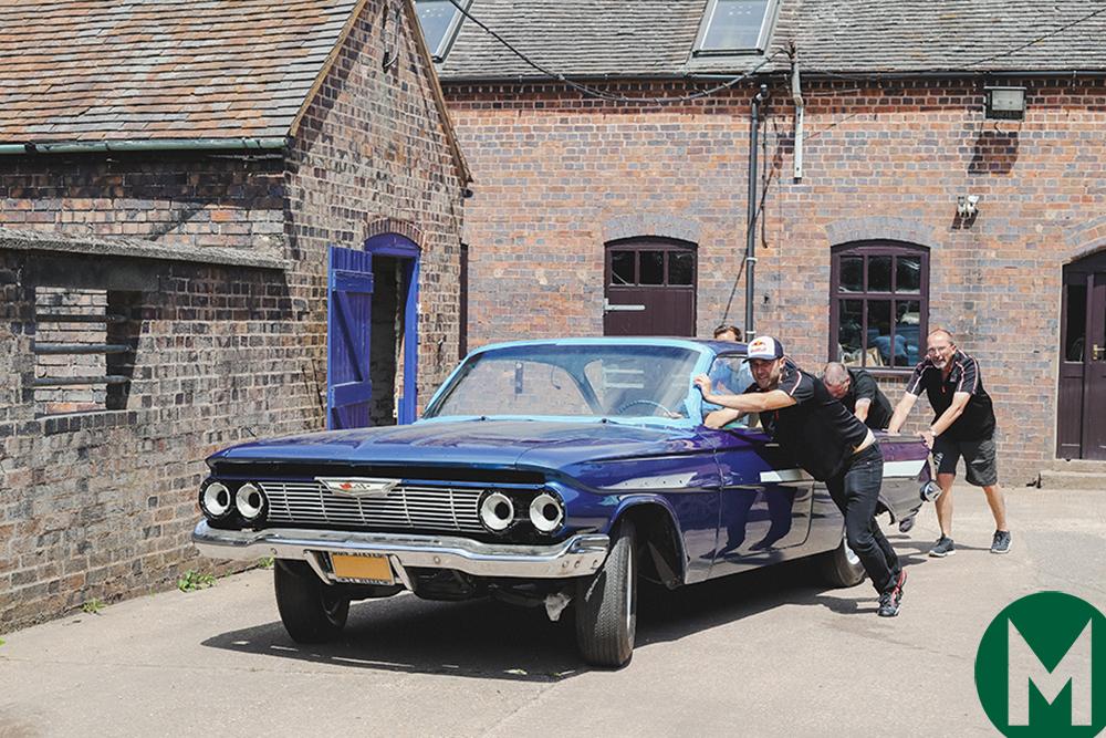 Gallery: Ex-Dan Gurney Chevy Impala