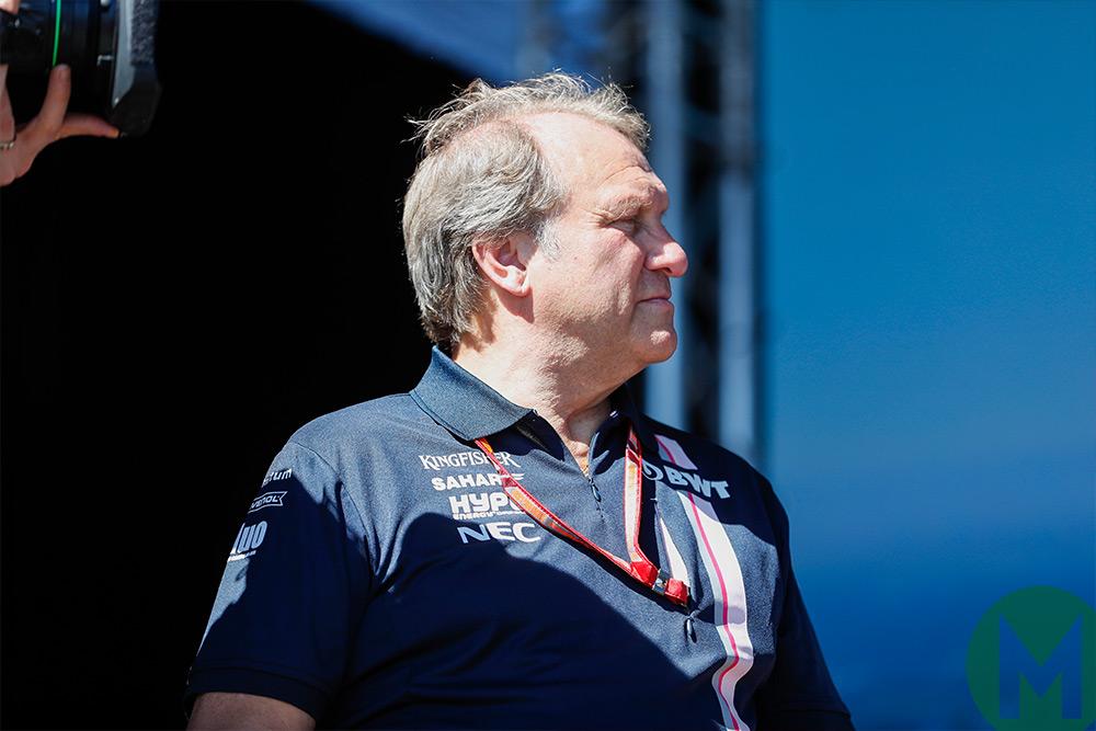 McLaren recruits Bob Fernley for IndyCar programme