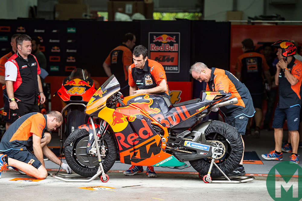 Freddie Spencer: KTM will make MotoGP 2019 the strongest ever