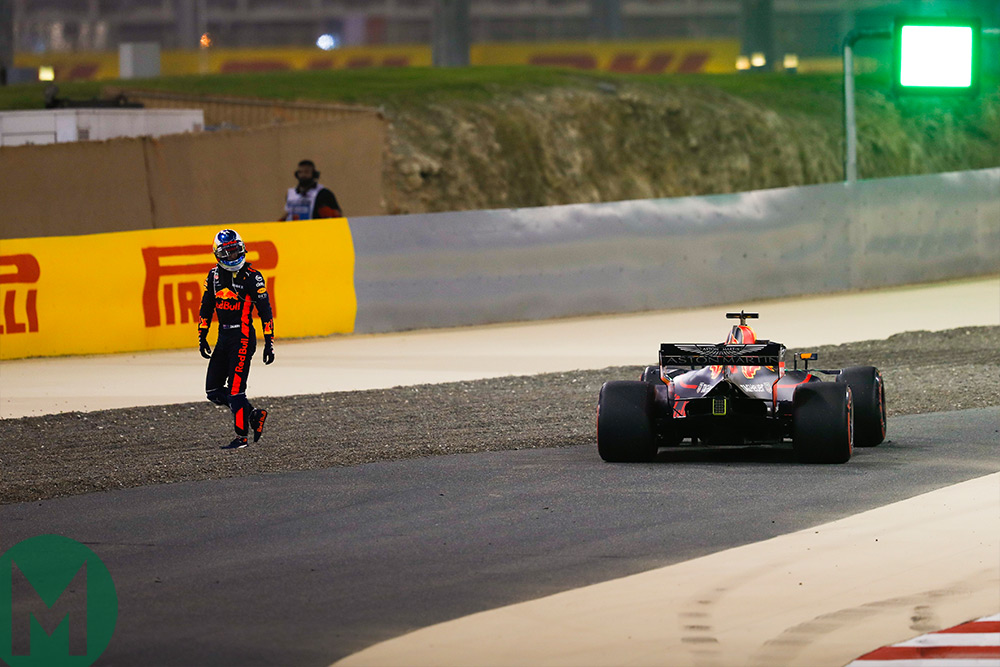 Ricciardo's season of discontent