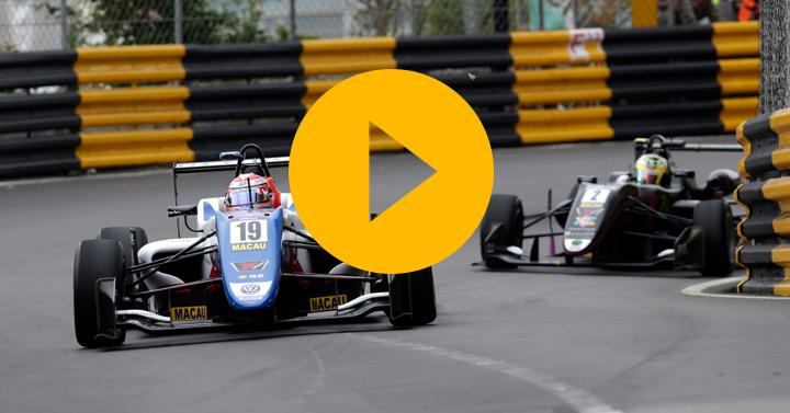 Watch: 2018 Macau Grand Prix