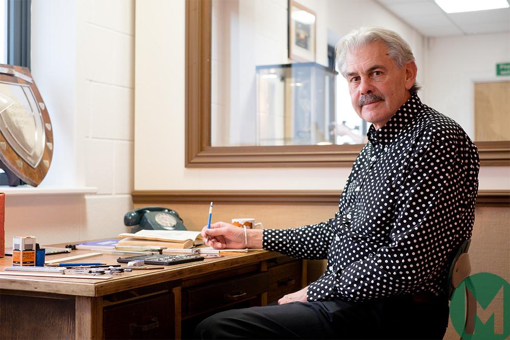 Gordon Murray receives CBE