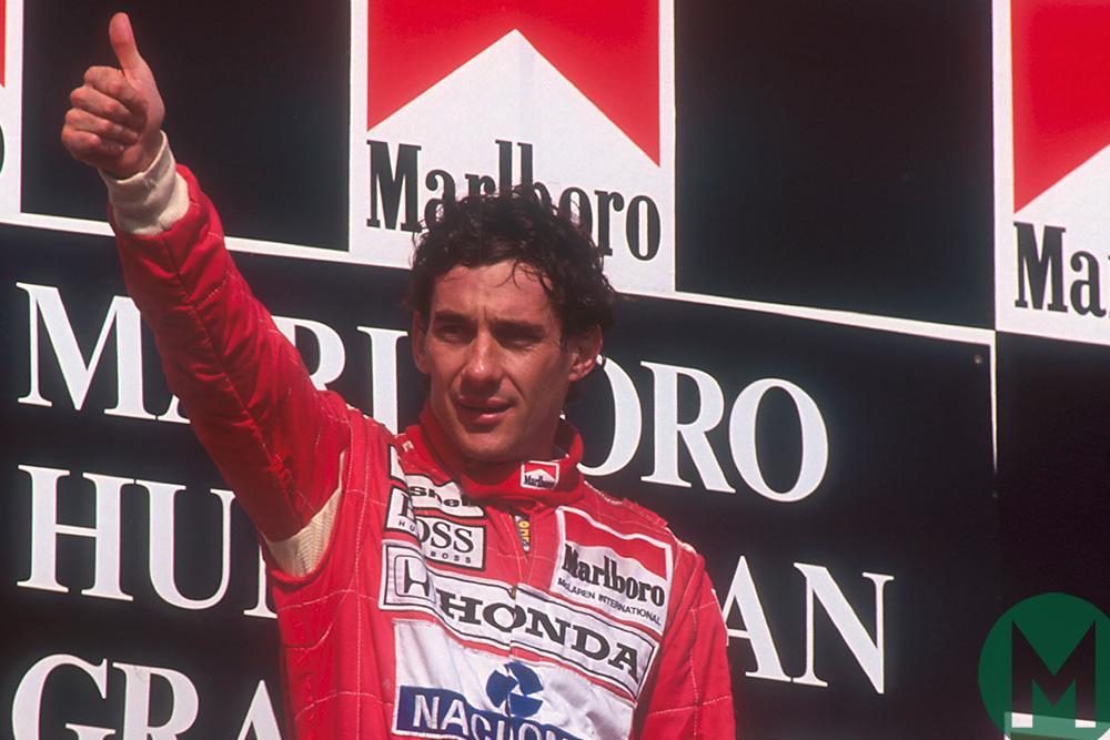 Watch: Senna's 1992 IndyCar test
