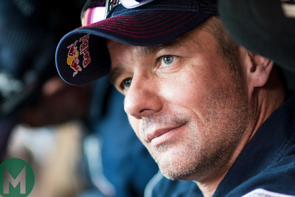Loeb signs for Hyundai for 2019 WRC season