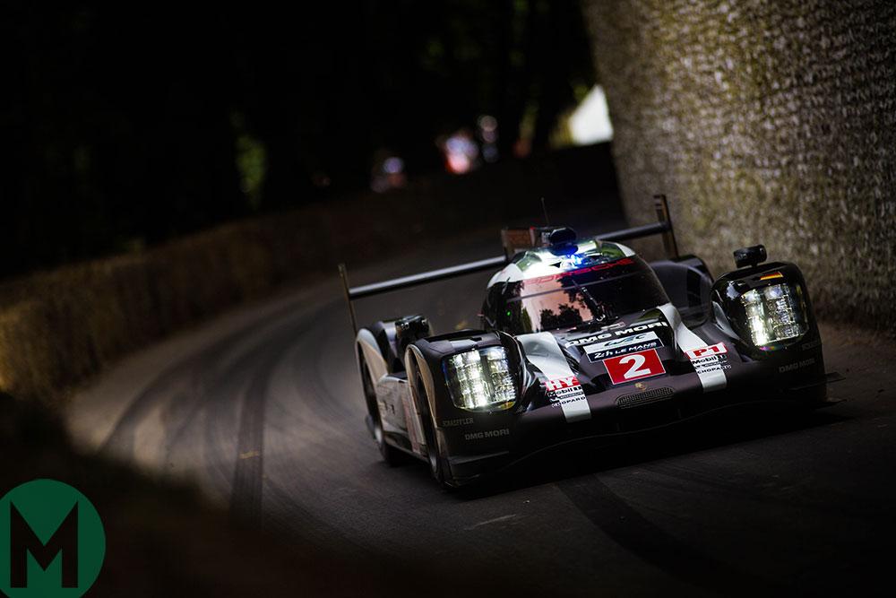 LMPs will take on Goodwood Motor Circuit