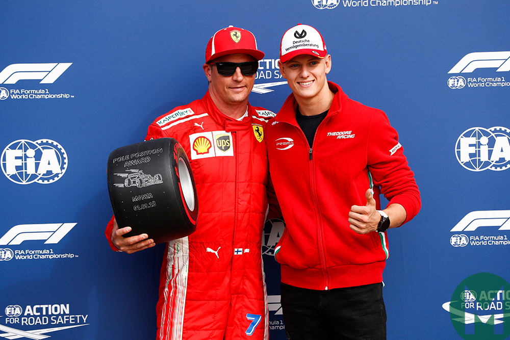 Mick Schumacher becomes Ferrari F1 young driver