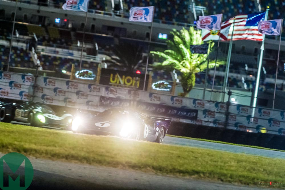 Watch: A Lola around Daytona