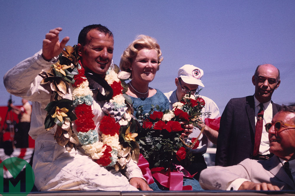 Watch: AJ Foyt on his 4 Indy 500 wins