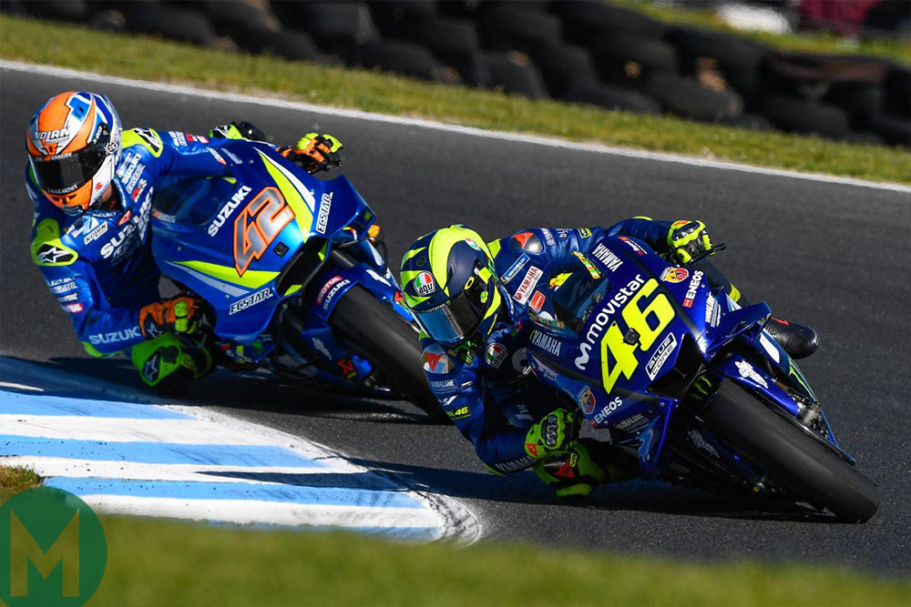 Can Motogp S Inline Fours Return To The Fore Motor Sport Magazine