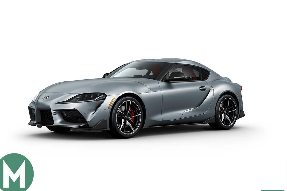 The Toyota Supra is finally back