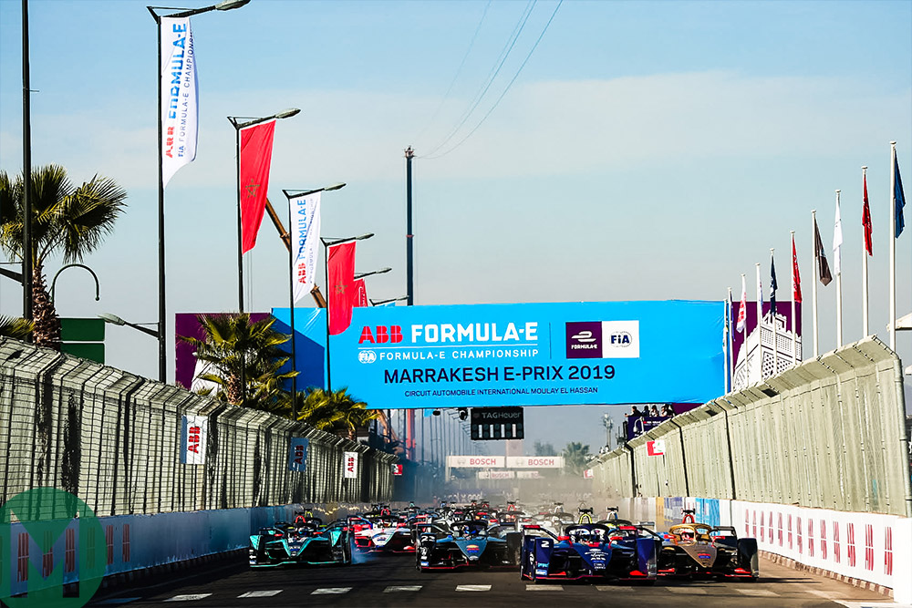How Mahindra won the 2019 Marrakesh ePrix