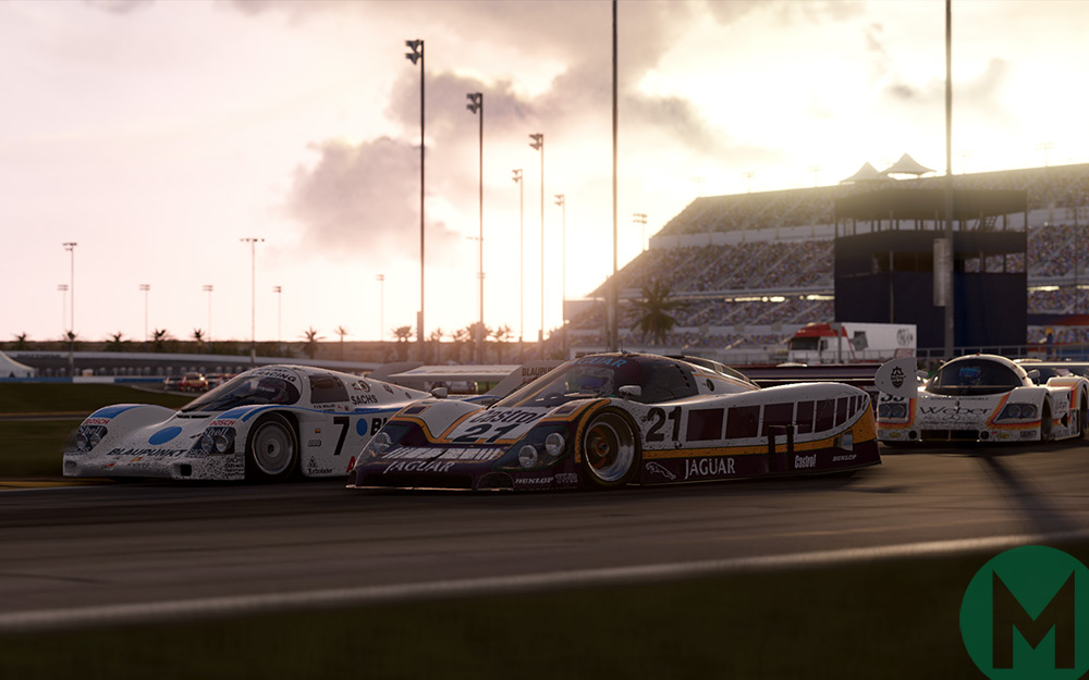 Project CARS 2: the car list