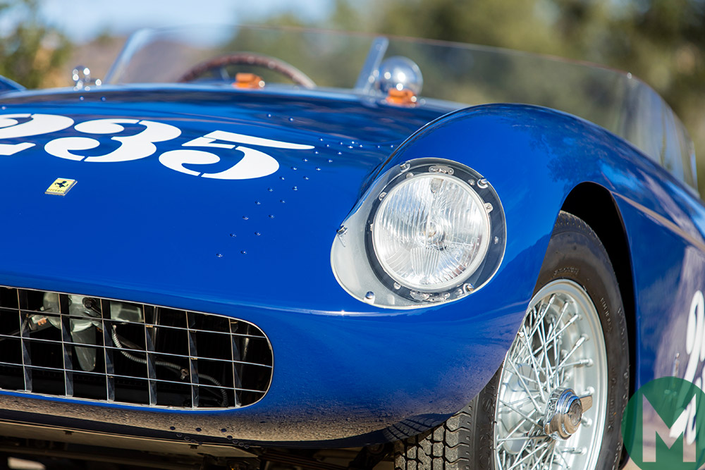 The Ferrari that turned Hollywood heads