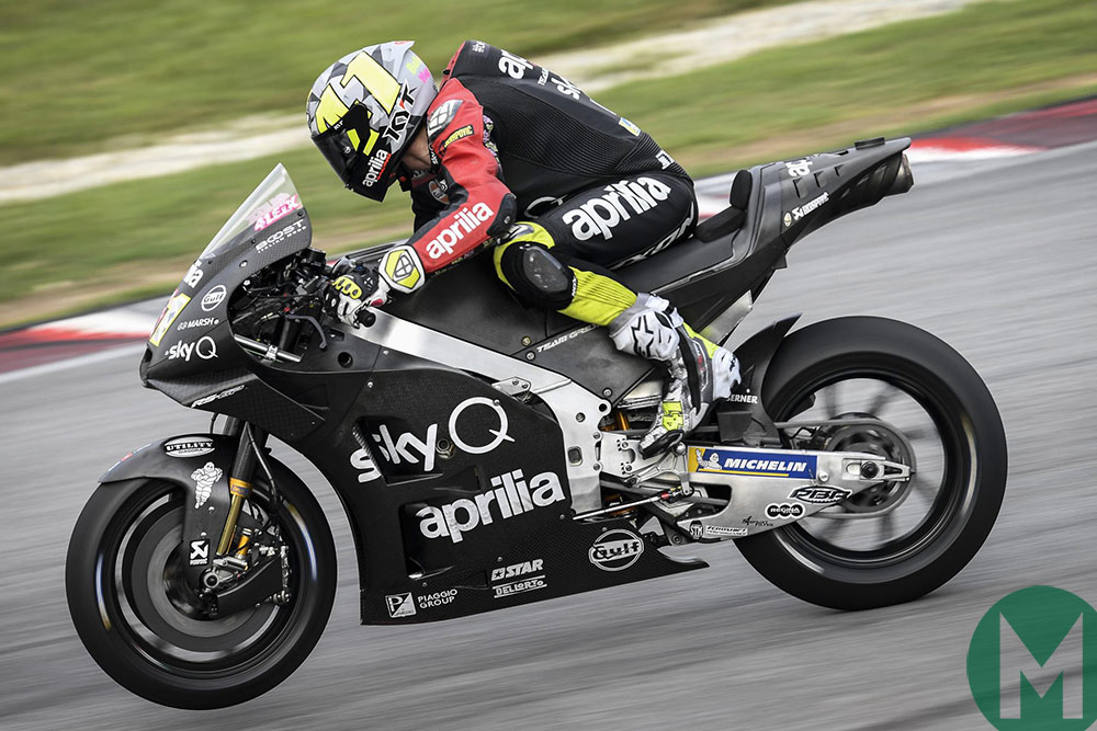 MotoGP Mutterings: Can Aprilia bounce back from its 'lost year'?