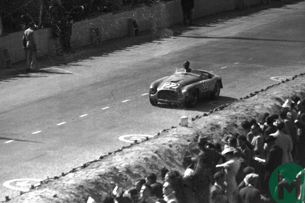 Watch Ferrari's first Le Mans win