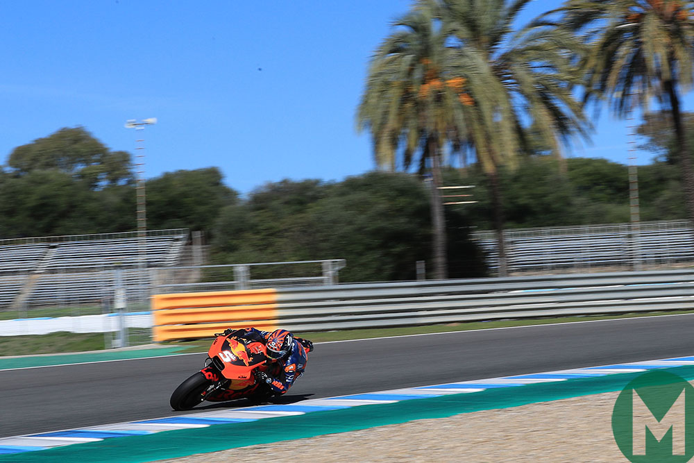 KTM: 'We are at the tip of the iceberg'