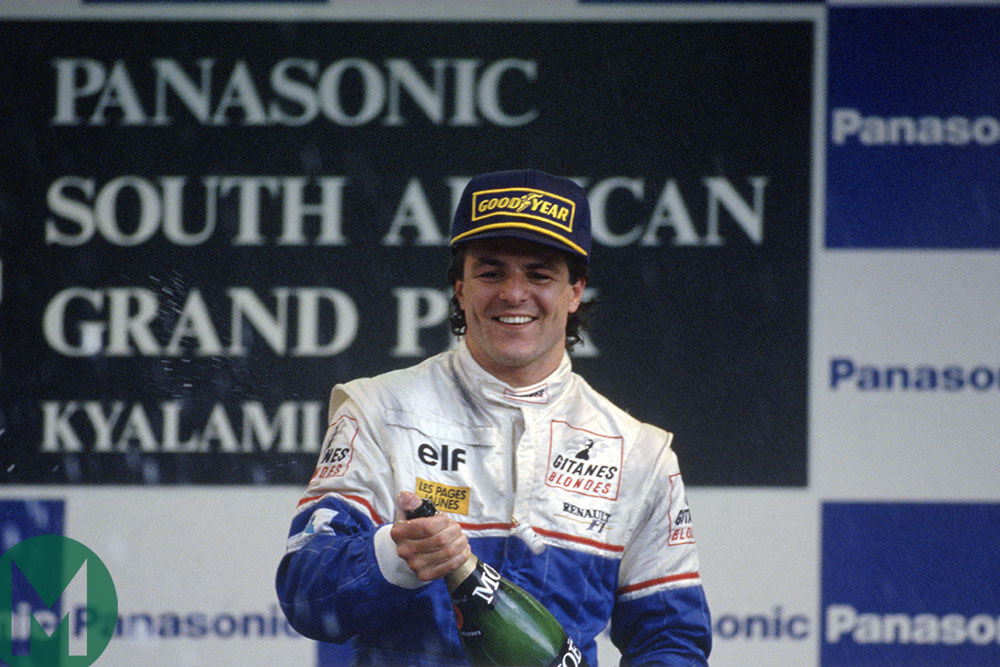 Ex-F1 driver Blundell in surprise BTCC move