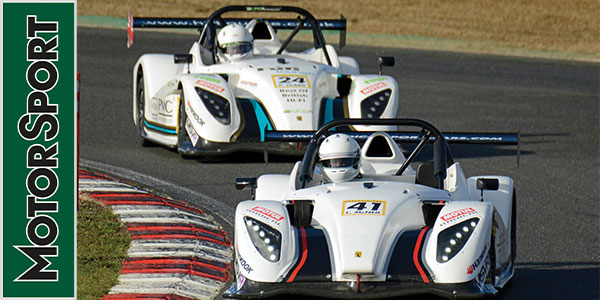 Podcast with Radical Sportscars