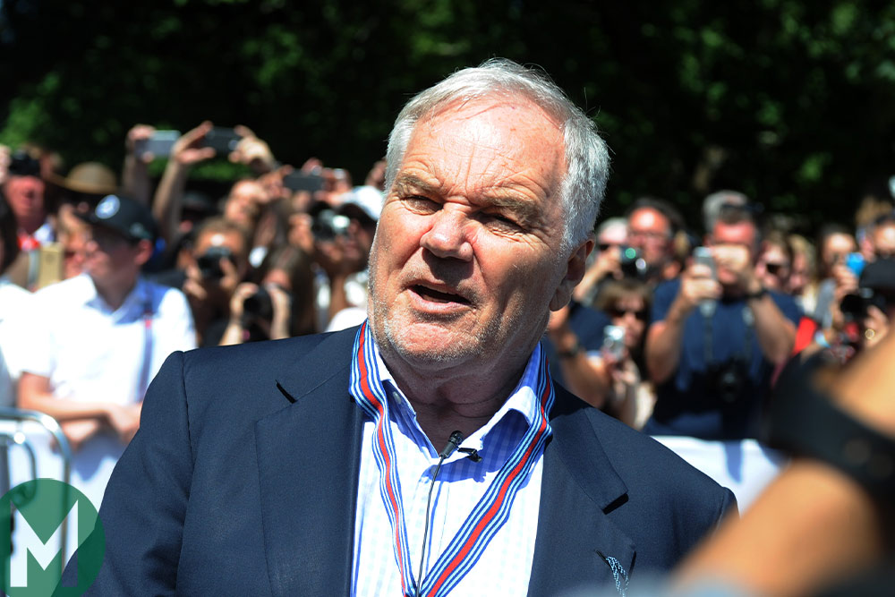 Sir Patrick Head returns to Williams F1 as consultant