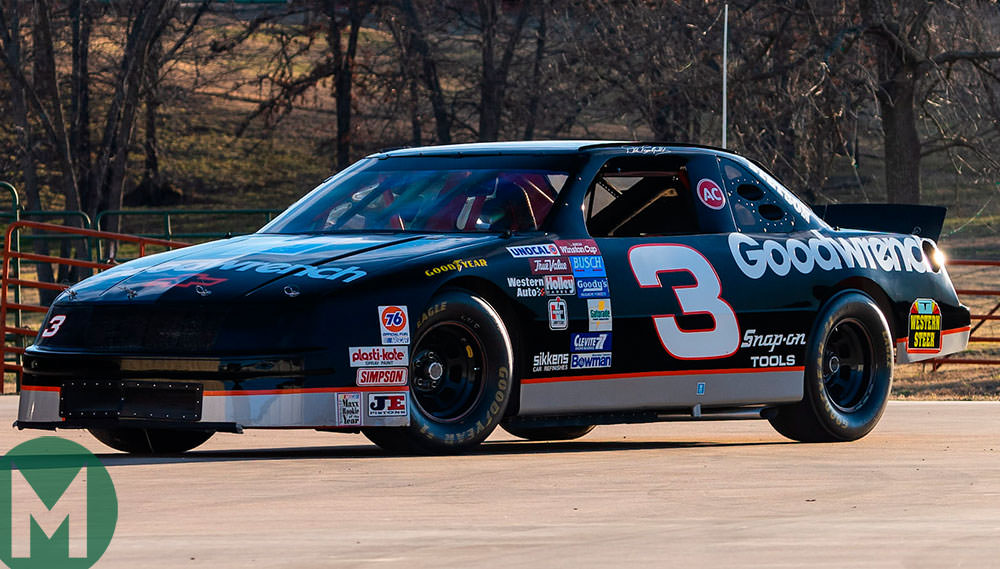 The car that immortalised The Intimidator