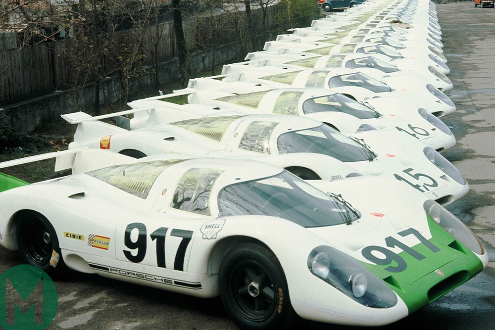Porsche Museum to celebrate 50 years of 917
