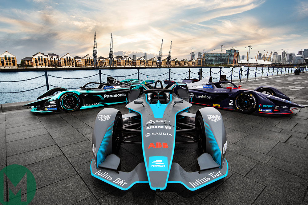 Formula E to race in London