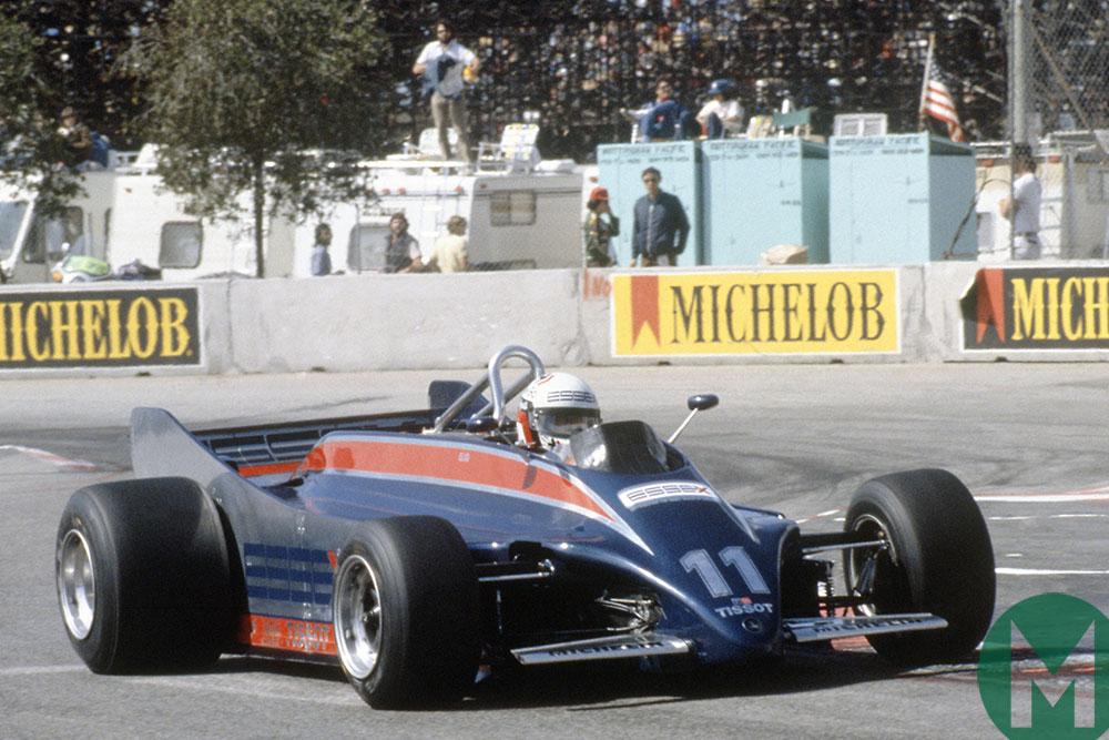 Watch Lotus's last great Formula 1 innovation