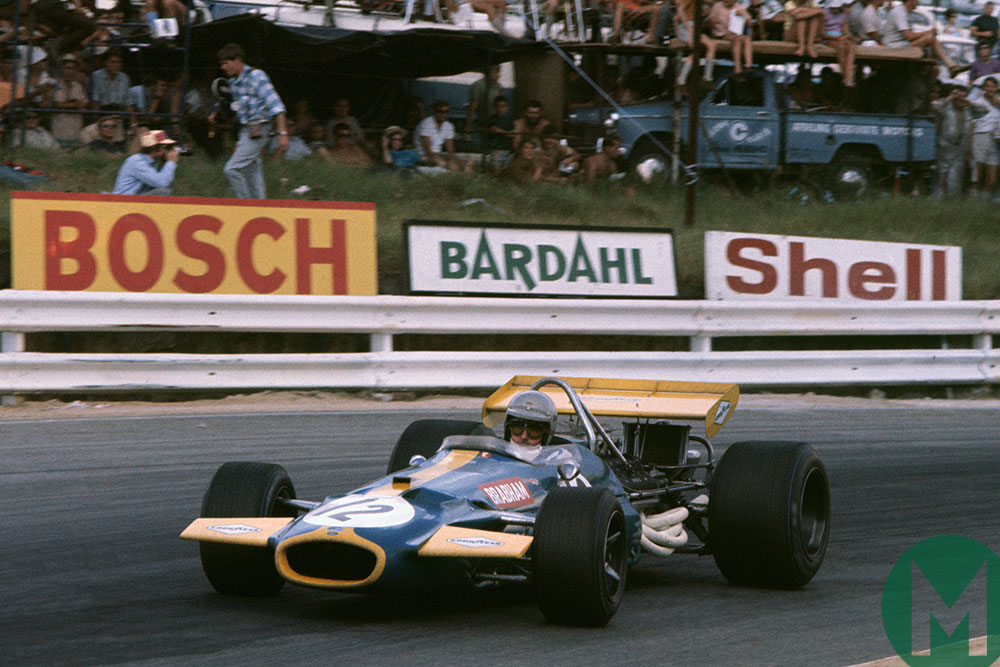 Watch Jack Brabham's final F1 win