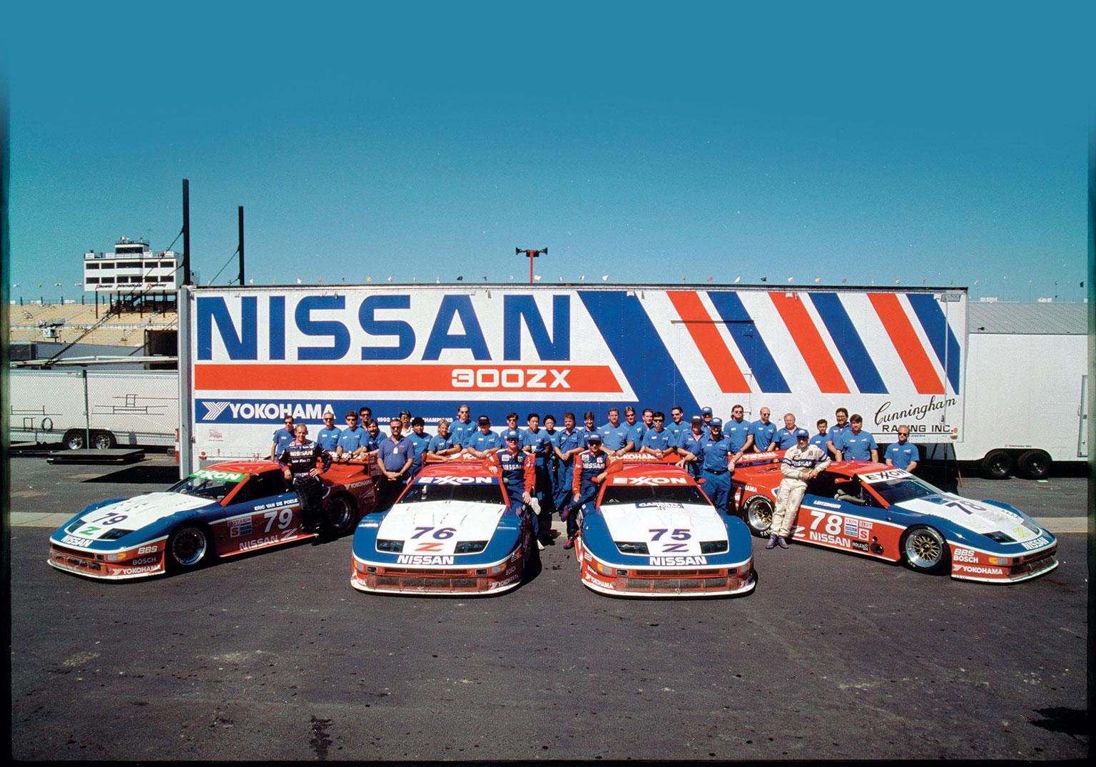 IMSA-300ZX-RaceCars
