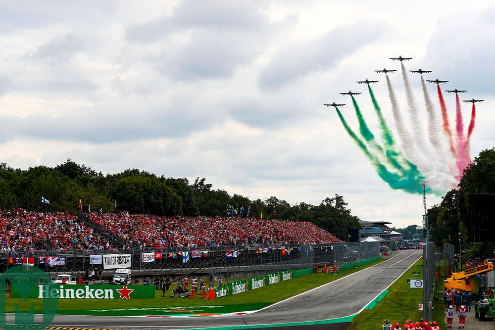 F1 Italian Grand Prix deal extended