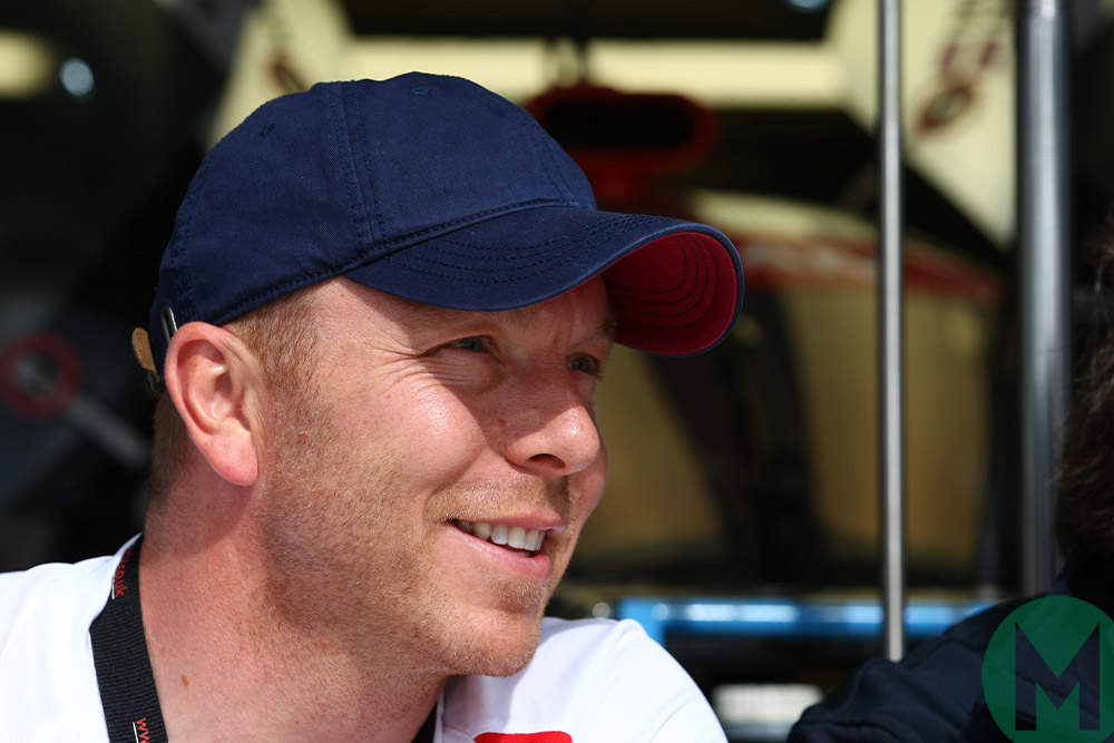 Sir Chris Hoy to race in WRX