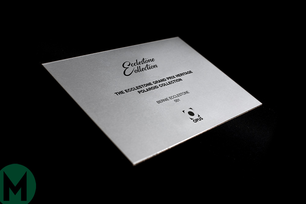 Gallery: Polaroids from the Ecclestone Grand Prix Collection